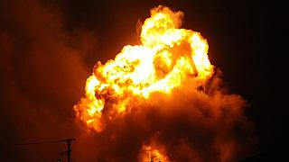 Nigeria: Dozens killed in gas explosion