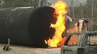 """Nigéria: Explosão de gás faz """"dezenas de mortos"""""""