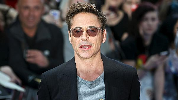 Robert Downey Jr. perdoado dos crimes de posse de drogas e armas