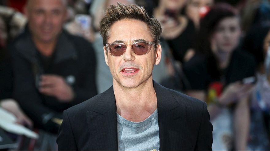 Robert Downey Jr. begnadigt