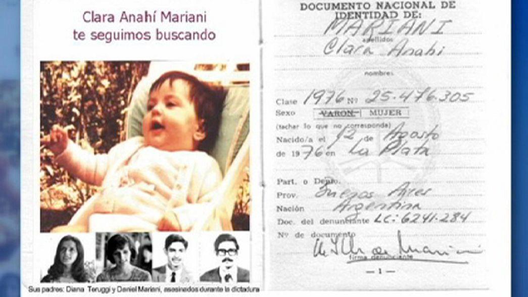 Nach 39 Jahren: Oma findet von argentinischer Militärdiktatur geraubte Enkelin wieder