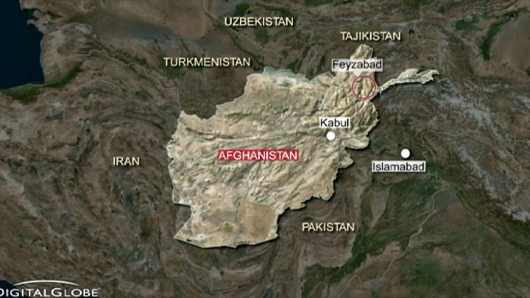 Terremoto di magnitudo 6.2 tra Afghanistan e Tagikistan