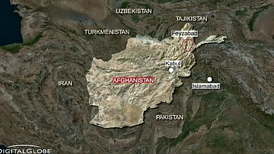 Quake hits northern Afghanistan and Pakistan
