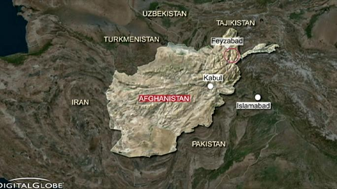 Quake hits northern Afghanistan and Pakistan