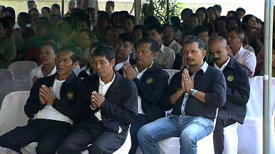 Thailand remembers victims of 2004 tsunami