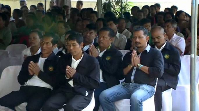 Thailand remembers victims of 2004 tsunami
