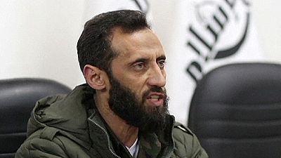"""Un nouveau chef à la tête du groupe rebelle """"l'Armée de l'Islam"""" en Syrie"""