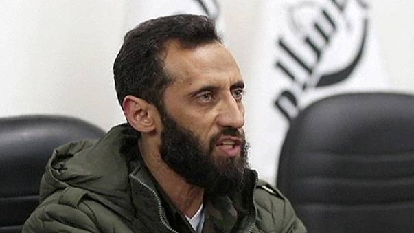 Syrien: Tötung eines Rebellenkommandeurs behindert Abzug von IS-Kämpfern