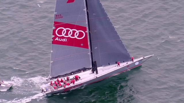 Favourites retire from Sydney to Hobart race