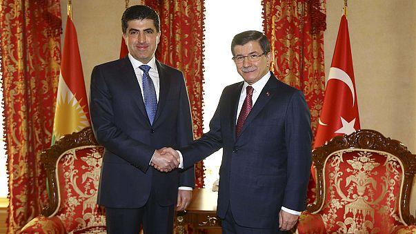 Турецкий премьер встречается с иракскими курдами и не встречается с турецкими