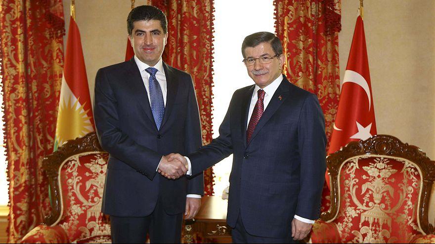 Turkish PM cancels meeting with 'violent' pro-Kurdish HDP
