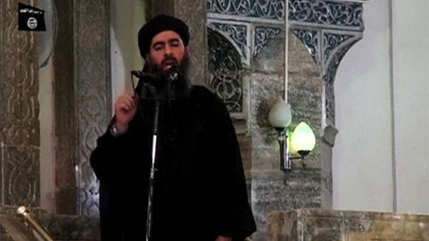 El líder del grupo Estado Islámico amenaza a Israel en una nueva grabación