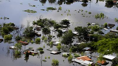 Paraguay declares state of emergency amid severe flooding