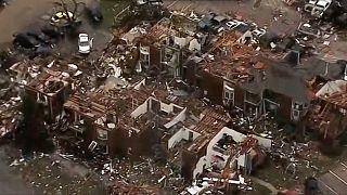 الولايات المتحدة: ستة وعشرون قتيلا على الأقل جراء العواصف