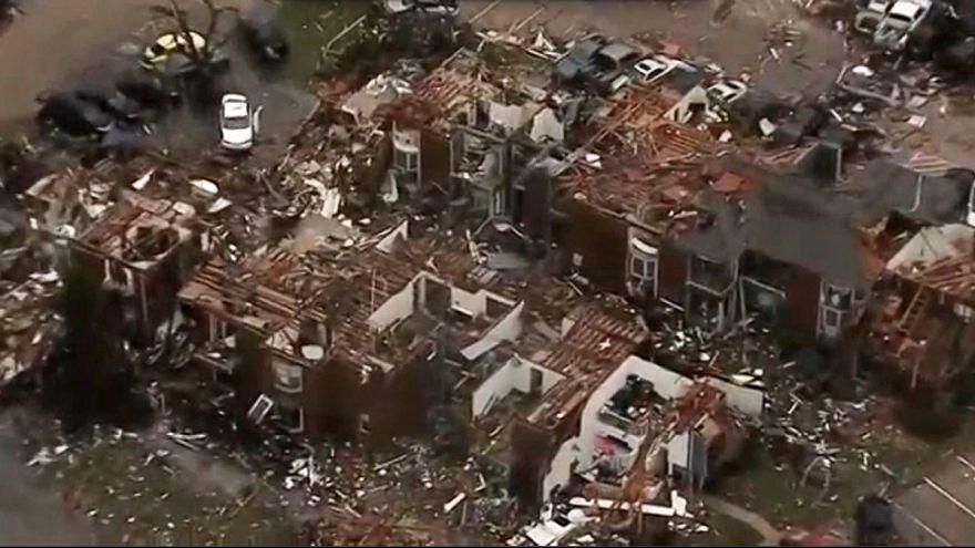 Stati Uniti, altre otto vittime a causa dei tornado