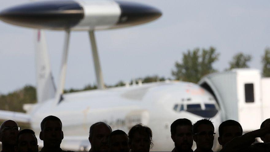 NATO-Unterstützung der Türkei: Deutschland schickt AWACS-Soldaten