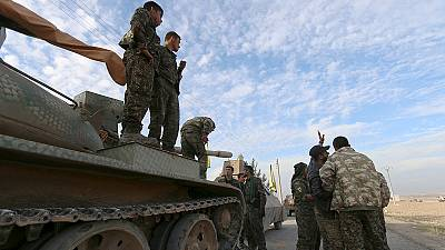 Coletivo apoiado por EUA assume controlo de barragem síria depois de combates com jihadistas