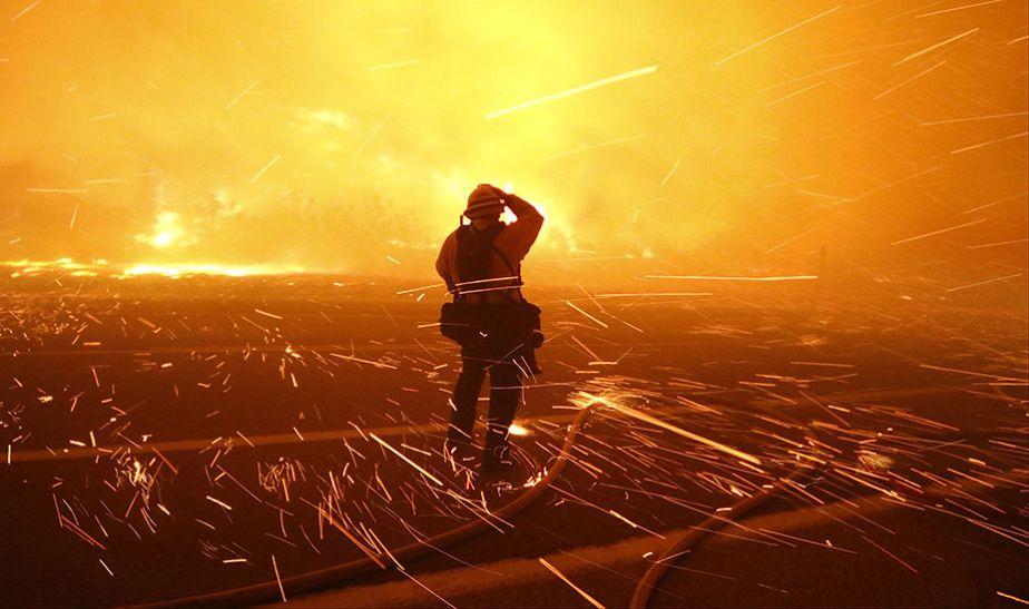 Eclats de feu
