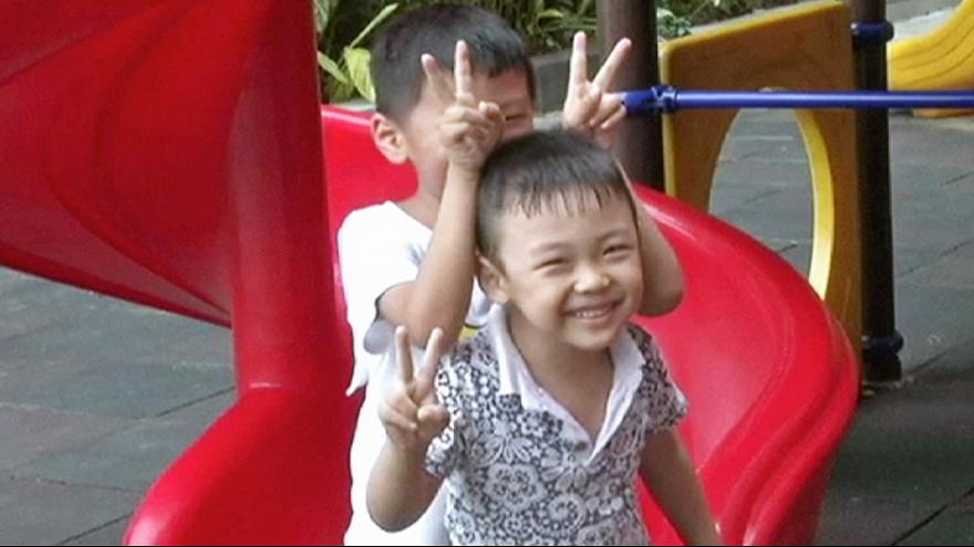 China officially ends one-child policy from January 1