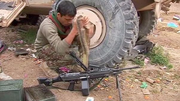 Афганистан: жители Сангина бегут от талибов