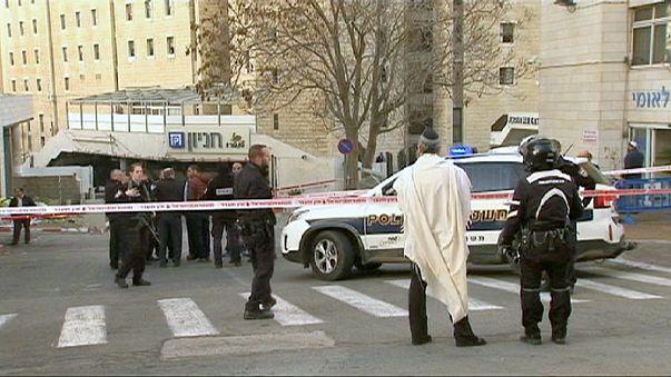 Dos palestinos muertos en un nuevo ataque contra soldados israelíes