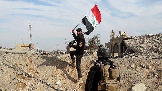 Az iraki erők visszafoglalták a szélsőségesek fontos állását