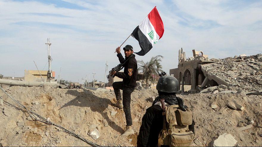 L'armée irakienne reprend à l'EI un complexe stratégique de Ramadi