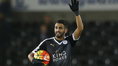 Algerian rising star Mahrez's football hike to stardom