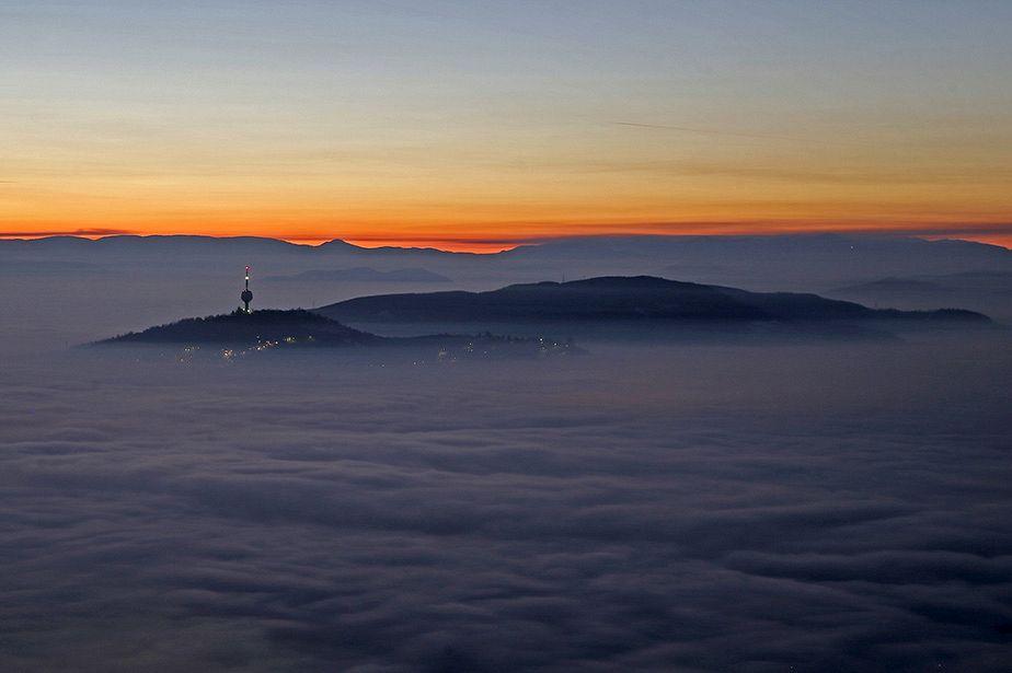 Sarajevo étouffe sous un nuage de pollution