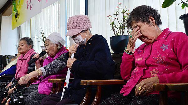 Ιαπωνία-Ν. Κορέα: Ιστορική συμφωνία για τις «σκλάβες του σεξ»