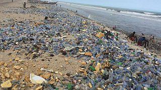 Ghana:Gov't threatens to enforce ban on plastics