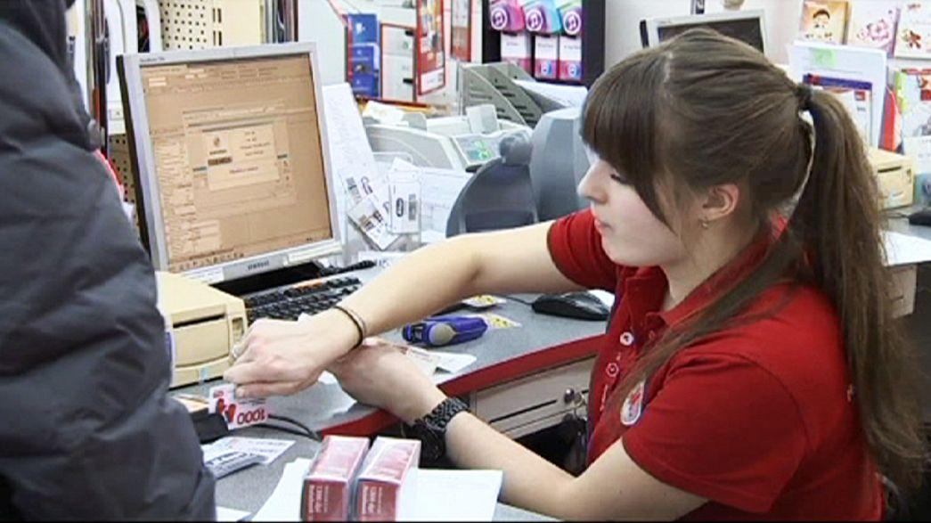 El gobierno ruso pone freno al libre cambio de divisas