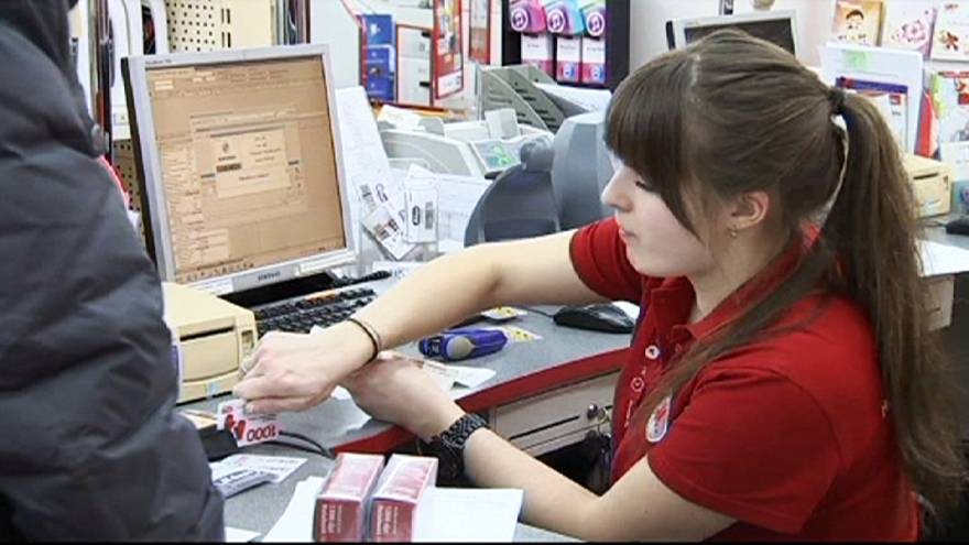 Személyi okmány kell a rubel átváltásához Oroszországban