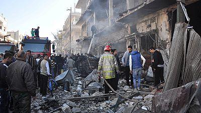 Siria, esplosioni a Homs: morti e feriti