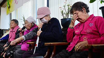 South Korea: 'Comfort Women' compensated