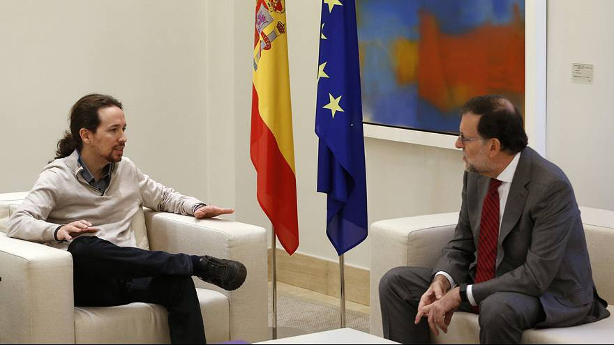 Spanish PM's coalition bid receives latest blow from Podemos