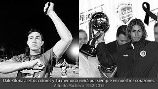Former El Salvador soccer star Alfredo Pacheco shot dead