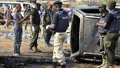 Nigeria: At least 30 killed in suicide bomb attack