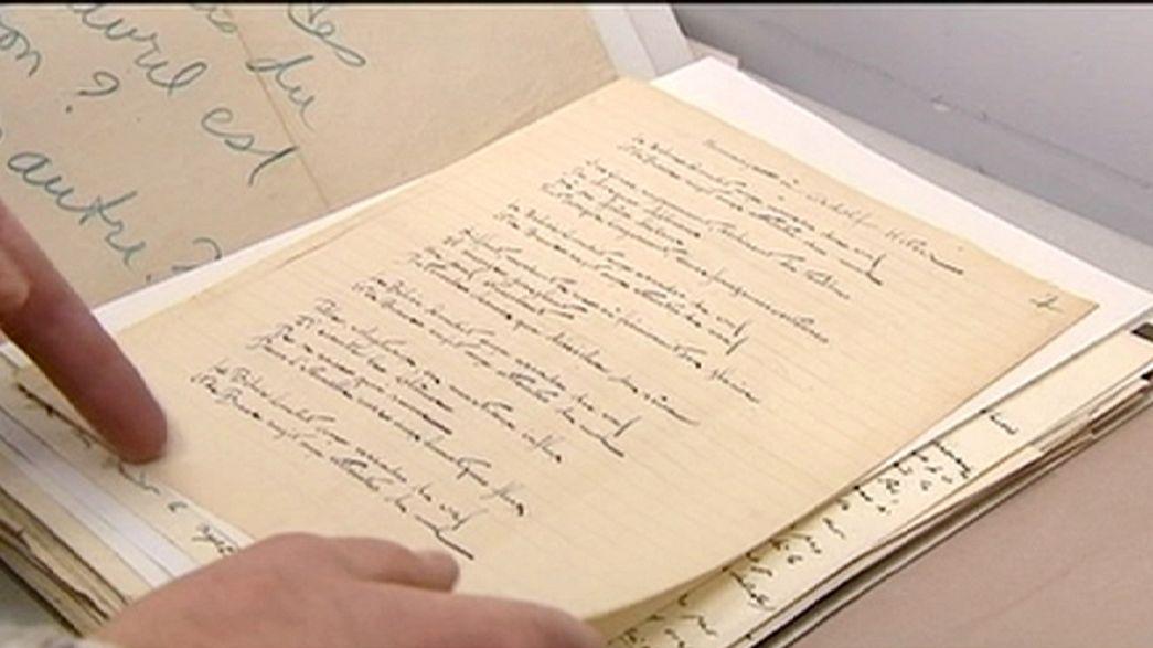 La France ouvre les archives de Vichy au grand public