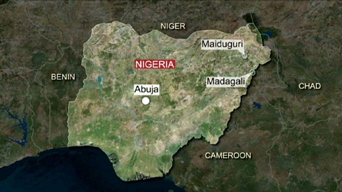 Öngyilkos robbantások Nigériában