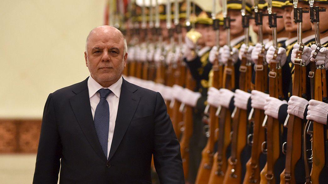"""Iraq, premier al Abadi: """"Da Ramadi inizia la liberazione dall'Isis"""""""