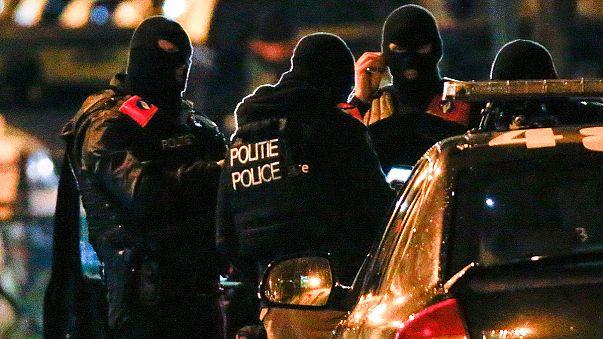 Belçika'da yeni yılı kana bulamak isteyen iki kişi gözaltında