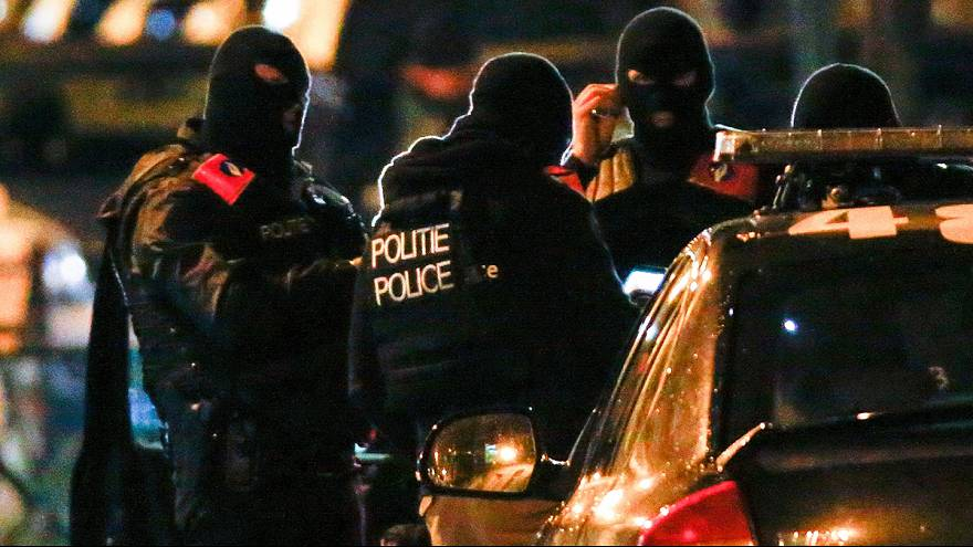 Two detained in Belgium on suspicion of plotting New Year's Eve attack