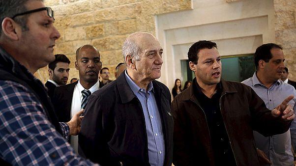 İsrail eski Başbakanı Olmert 15 Şubat'ta hapse giriyor