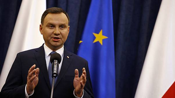 Pologne : le président Duda promulgue la réforme controversée du Tribunal constitutionnel