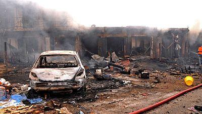 Nigeria: Boko Haram kills 48 people in a suicide bomb attack