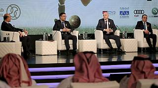 FIFA presidential candidates call for reform