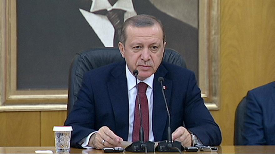 "Turkey's Erdogan slams pro-Kurdish Demirtas for ""provocation and treason"""