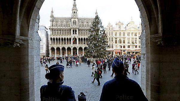 Бельгия: арестованы два человека, подозреваемые в подготовке нападений в Брюсселе