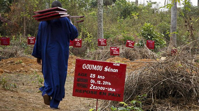 Gine'de Ebola salgını son buldu